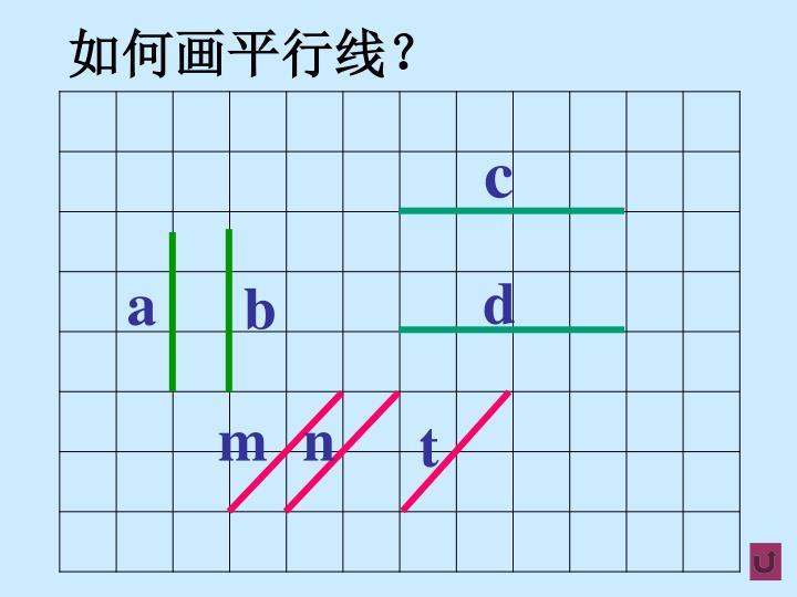 如何画平行线?