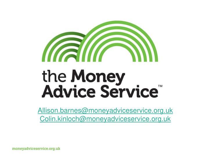 Allison.barnes@moneyadviceservice.org.uk