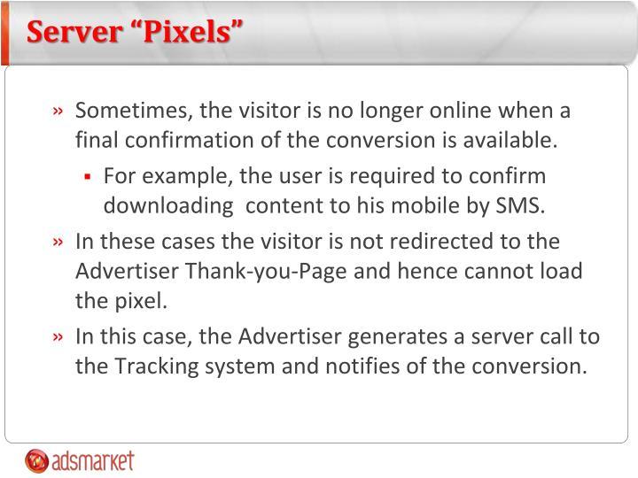 """Server """"Pixels"""""""