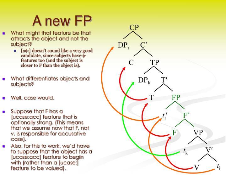 A new FP