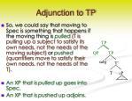 adjunction to tp2