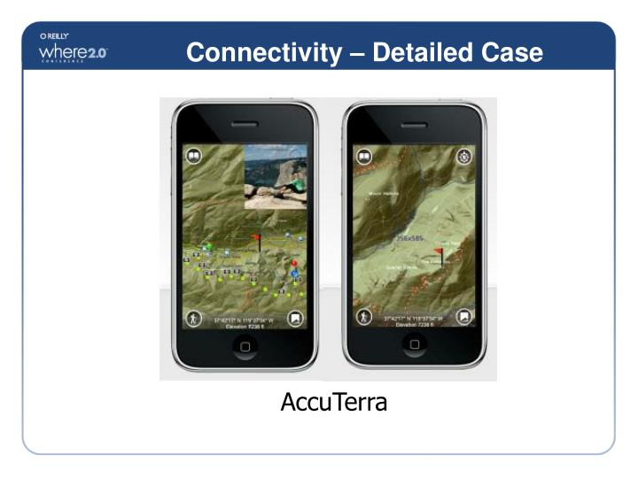 Connectivity – Detailed Case