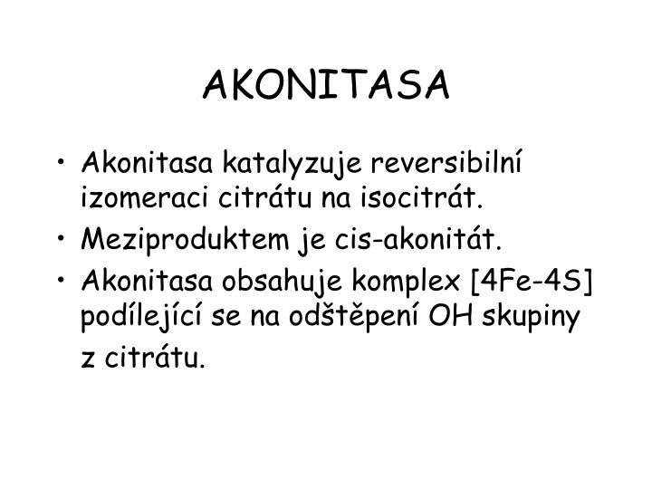 AKONITASA