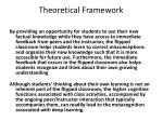 theoretical framework1