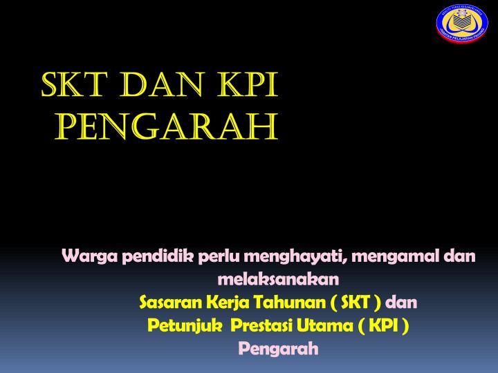 SKT dan KPI