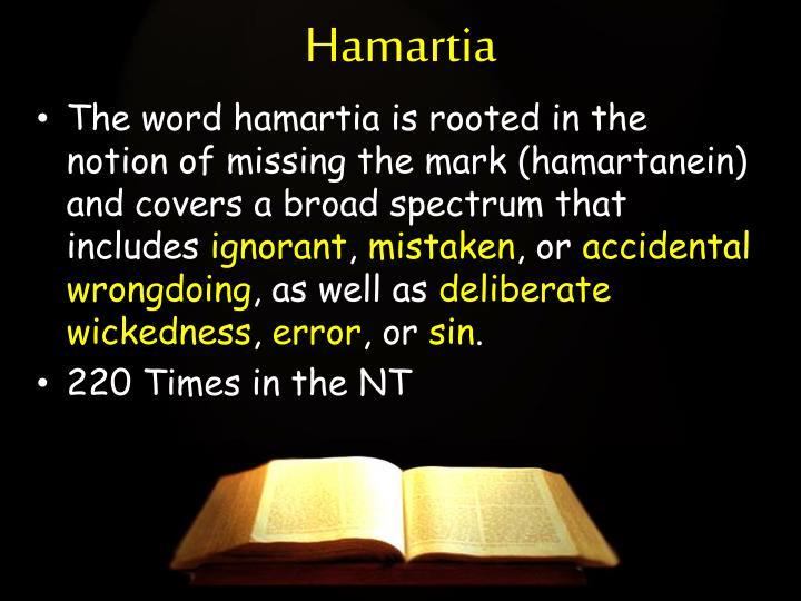 Hamartia