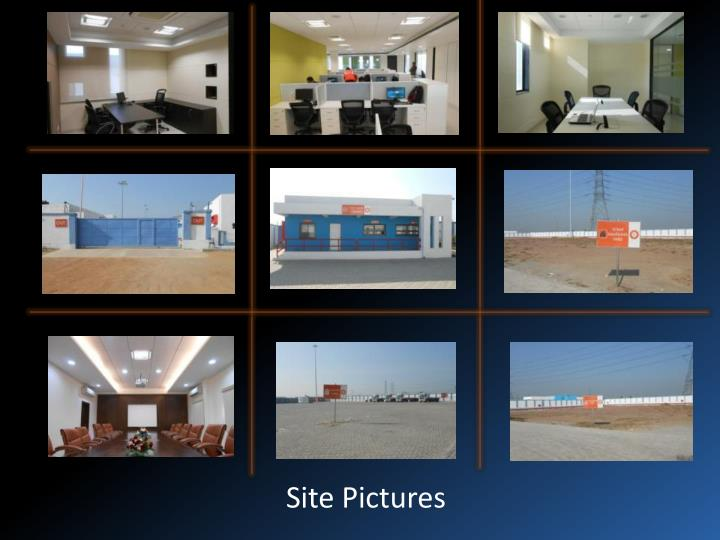 Site Pictures