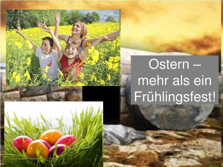 Ostern –