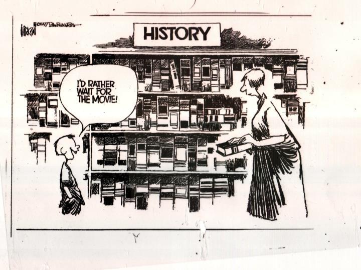 WHY WORLD HISTORY?