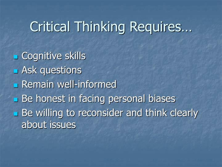 critical thinking definition literature The literary analysis is much easier than a student might think of course, it requires the student to read the material several times there are no short cuts, but this guide will help you think about reading for analysis and.