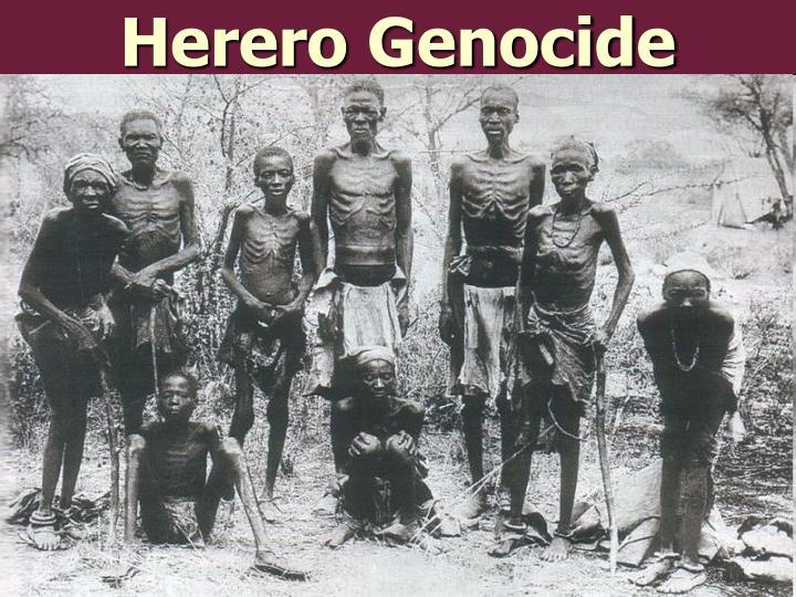 Herero Genocide
