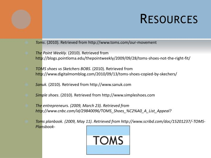 tom s shoes marketing mix Triple bottom line reporting on tom's shoes toms shoes: csr & sustainability news toms people who mix business and pro-social goals are often portrayed as.