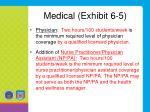 medical exhibit 6 5
