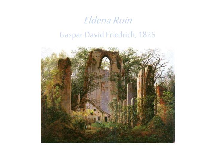 Eldena Ruin