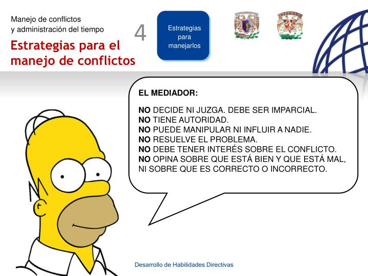 EL MEDIADOR: