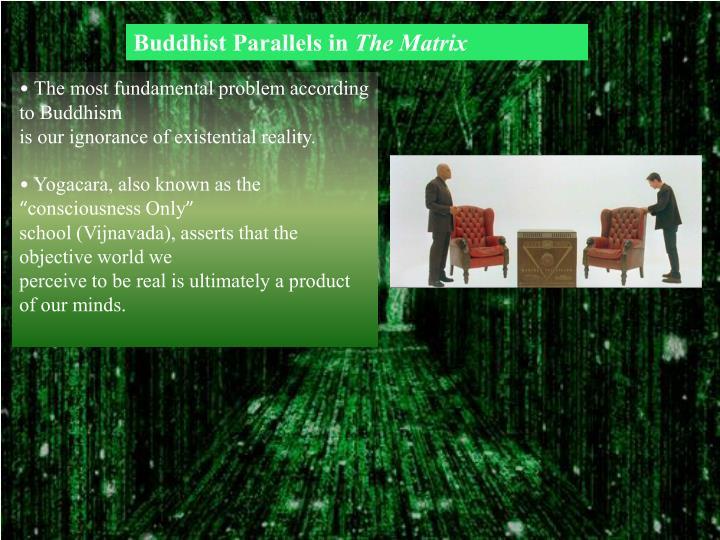 Buddhist Parallels