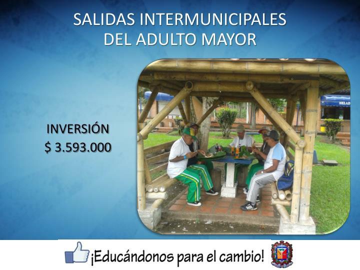 SALIDAS INTERMUNICIPALES