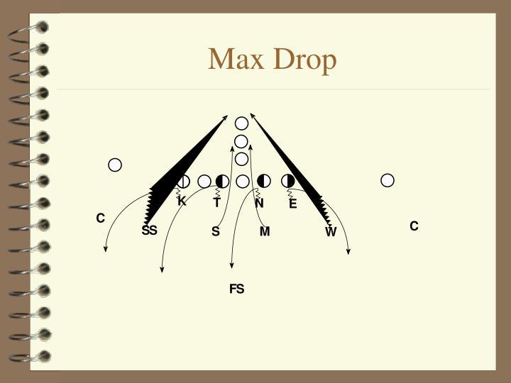 Max Drop