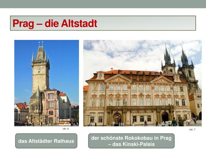 Prag – die Altstadt
