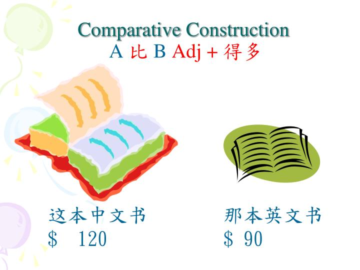 Comparative Construction