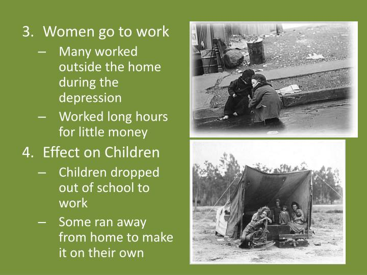 Women go to work