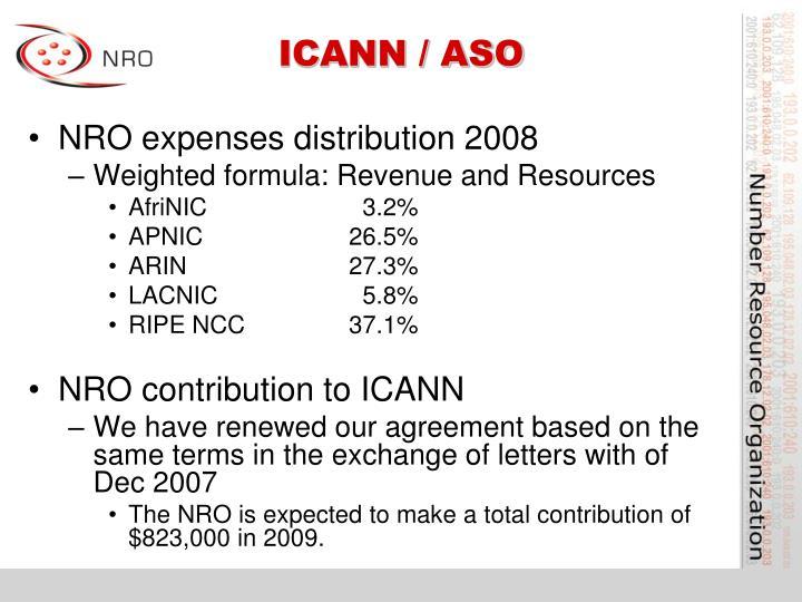 ICANN / ASO