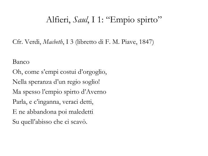 Alfieri,