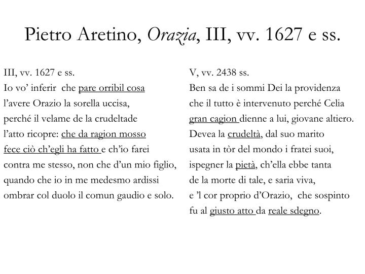 III, vv. 1627 e ss.