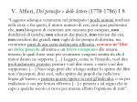 v alfieri del principe e delle lettere 1778 1786 i 8