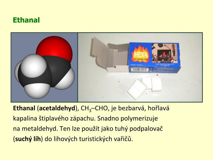 Ethanal