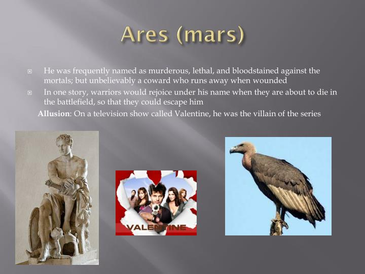 Ares (mars)