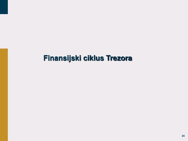 Finansijski ciklus Trezora