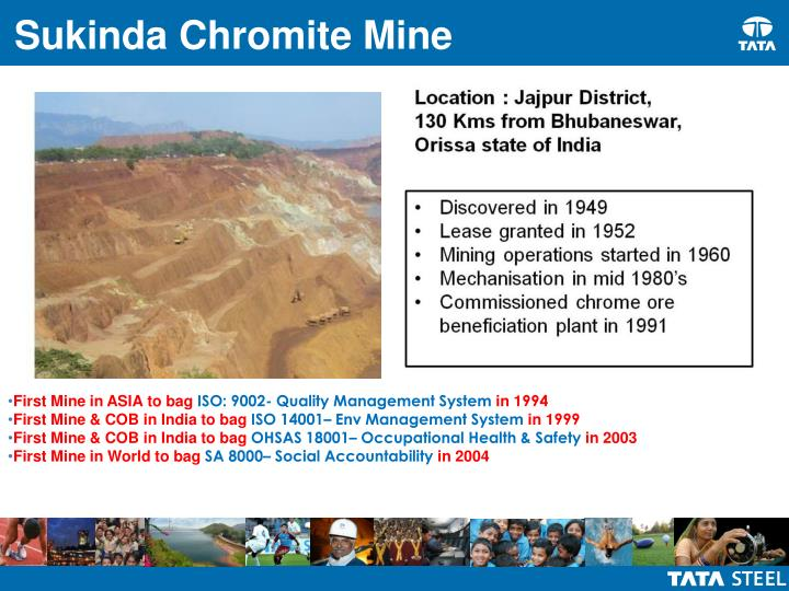 Sukinda Chromite Mine