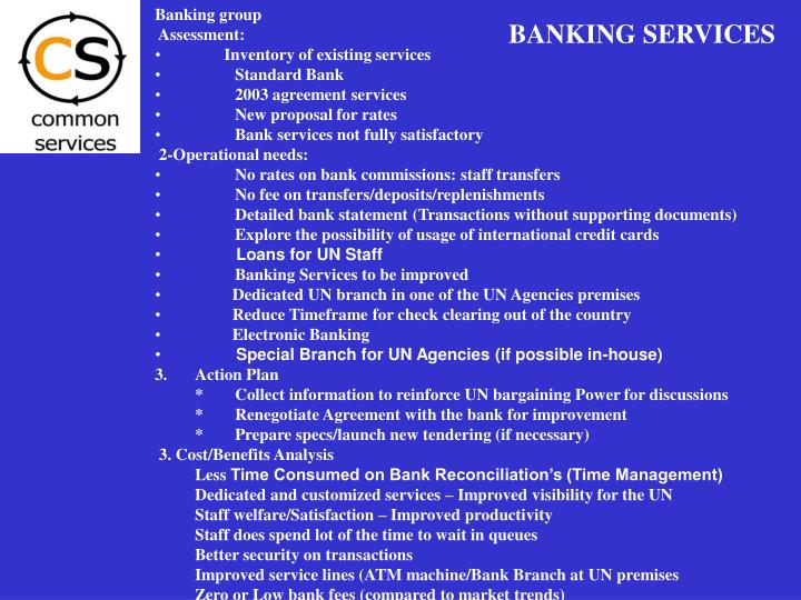 Banking group