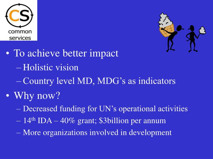 Why UN Reform?