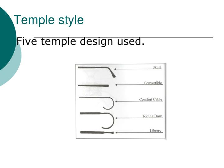 Temple style