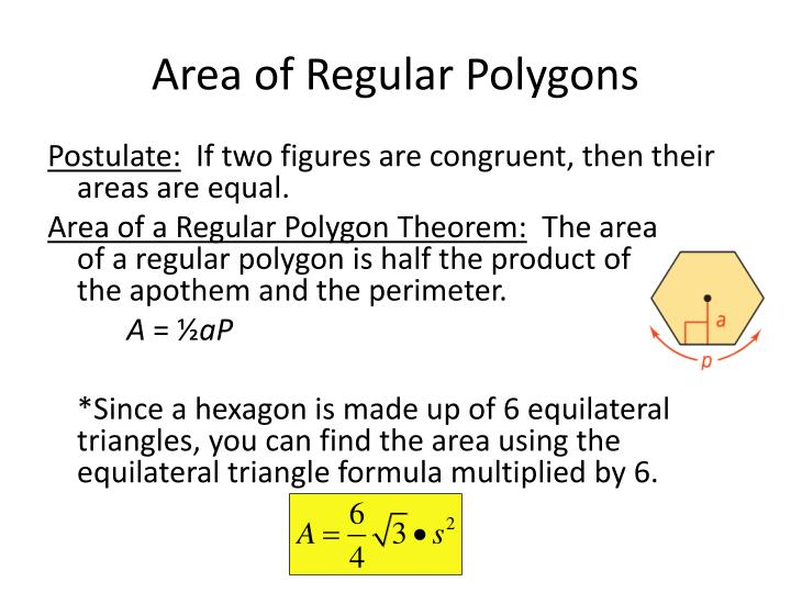 Regular Polygons   Brilliant Math & Science Wiki   A Regular Triangle
