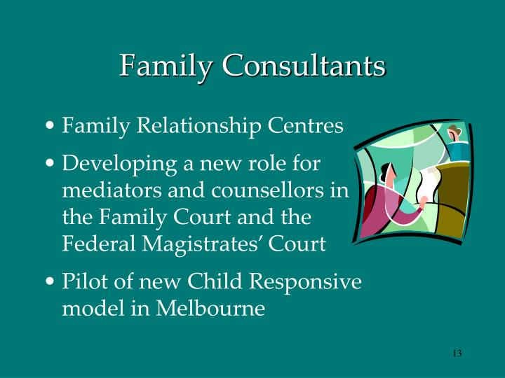 Family Consultants