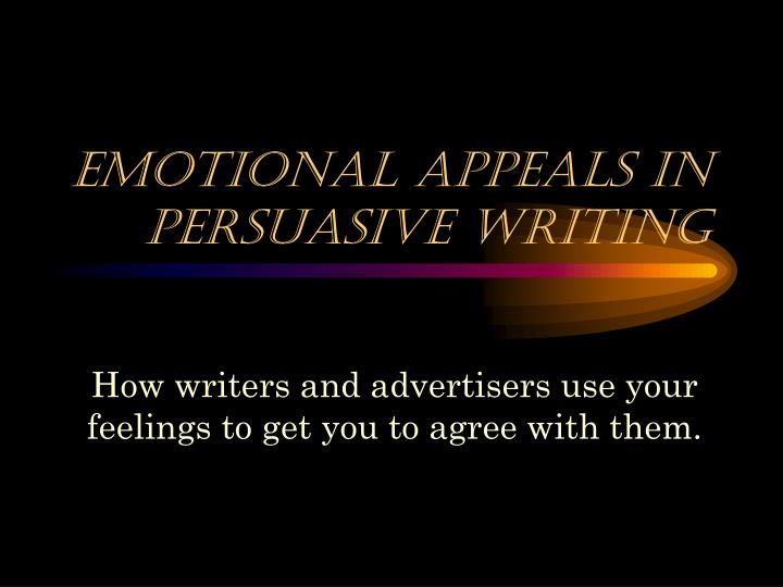 powerpoint presentation on persuasive essay