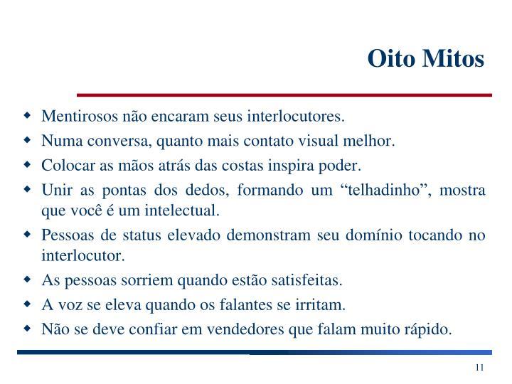 Oito Mitos