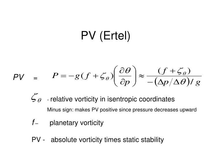 PV (Ertel)