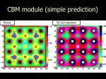 cbm module simple prediction1