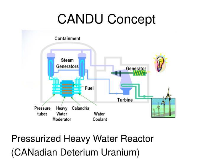 CANDU Concept