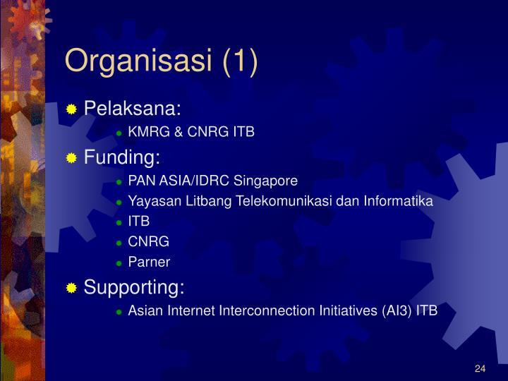 Organisasi (1)