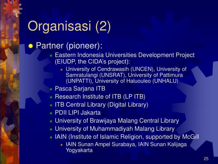 Organisasi (2)