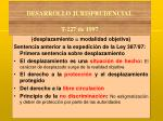 desarrollo jurisprudencial1