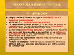 desarrollo jurisprudencial2