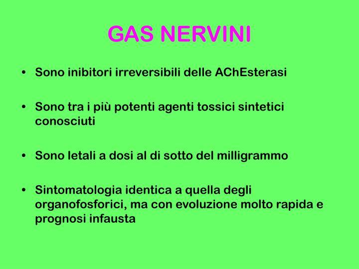 GAS NERVINI