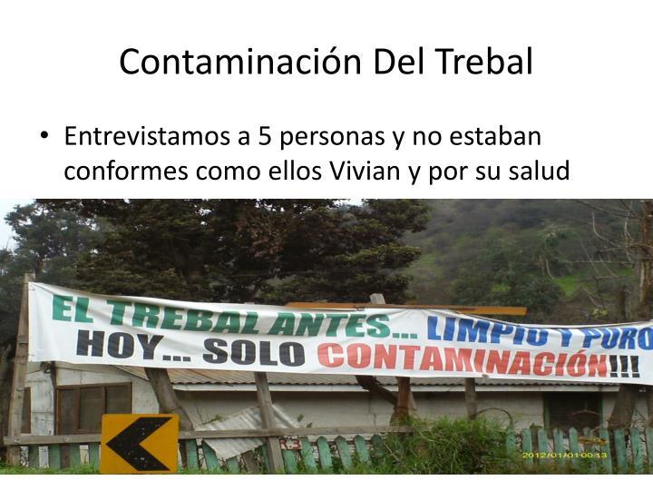 Contaminacin
