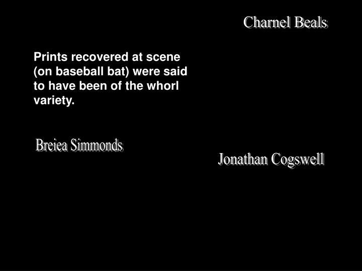 Charnel Beals